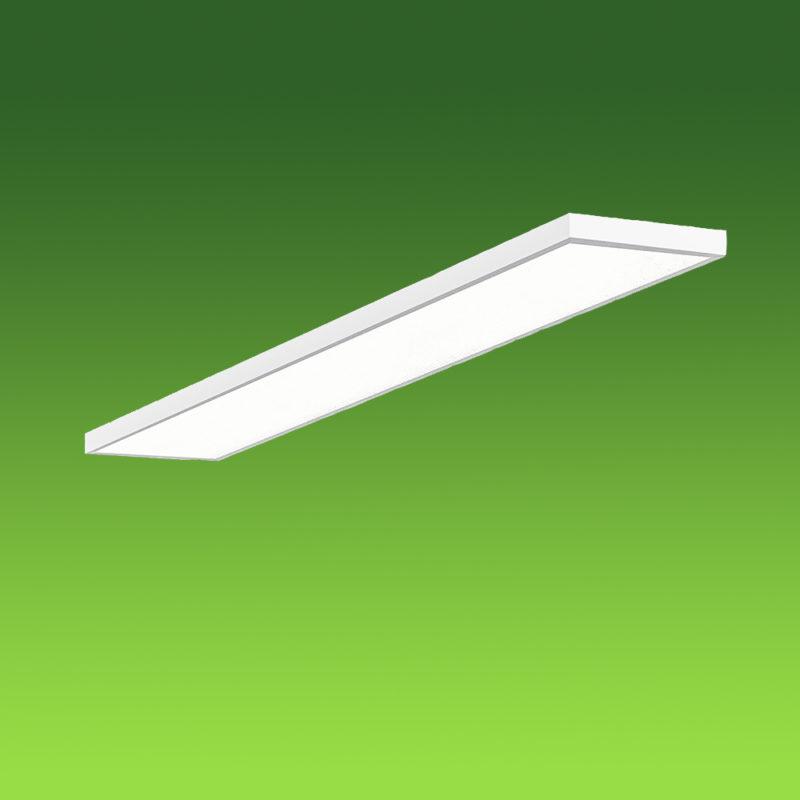 Потолочный светодиодный светильник ARM 1200х200