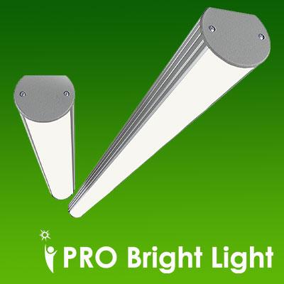 Серія лінійних ЛЕД світильників LINE.
