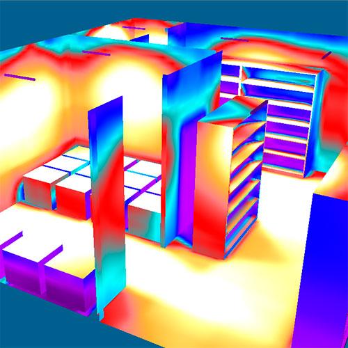 Світлотехнічний розрахунок освітлення лабораторії