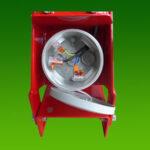 Підключення прожектора CORSAR-G