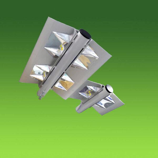 Консольний вуличний освітлювач CORSAR-S