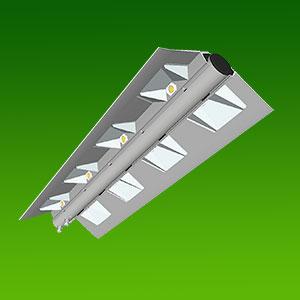 Вуличний консольний світильник 200Вт