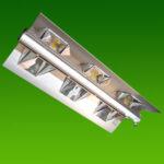 Вуличний консольний ЛЕД світильник 150Вт