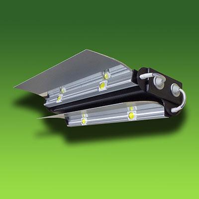 CORSAR W 100. Накладний LED прожектор .