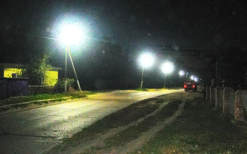 Світильник CORSAR B 50. С. Красне