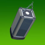 Промисловий світильник MINER 150 підвесний.