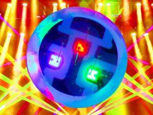 SMD та COB. Світлодіод RGB